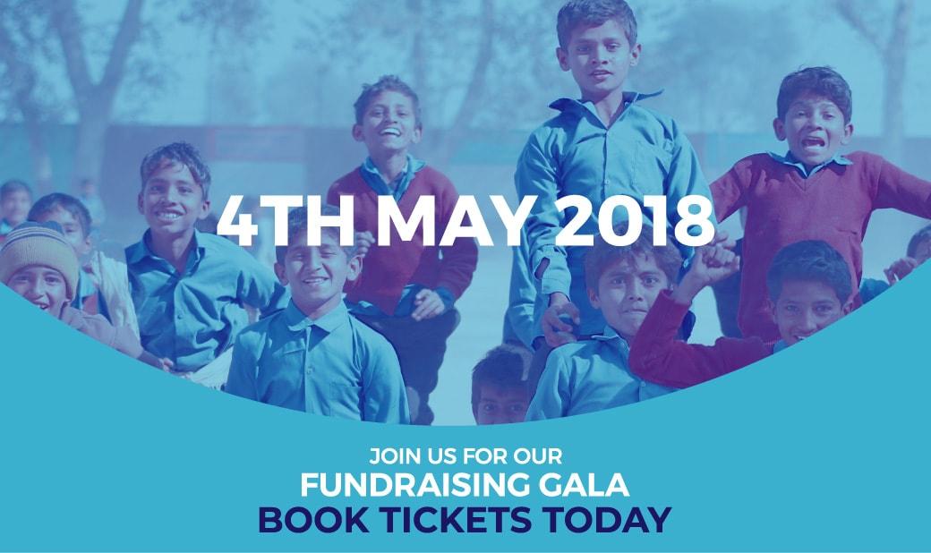 Fundraising Gala - 4th May 2018